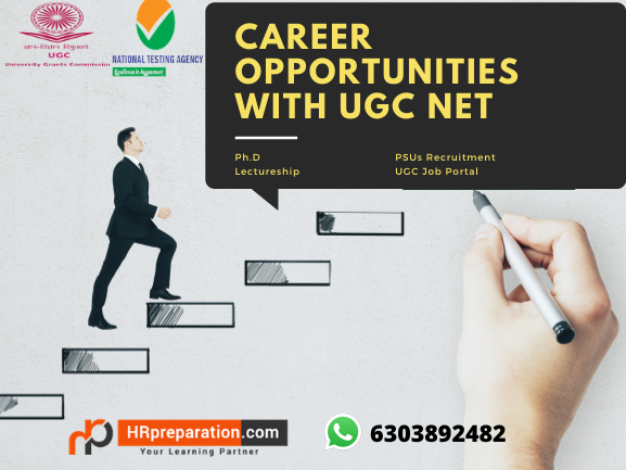 career opportunities with ugc net hrm labour welfare